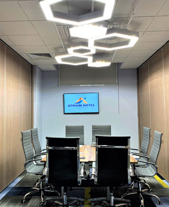 Meeting & Conference Rooms Near Heathrow Airport